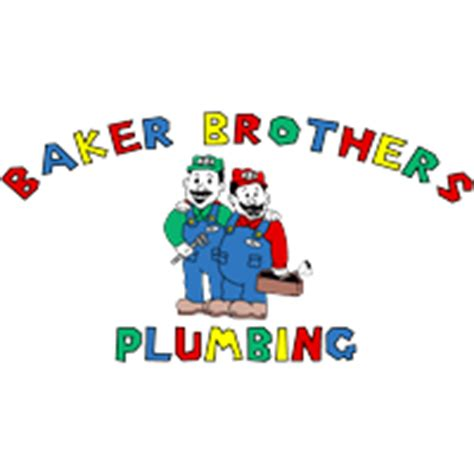 Bakers Brothers Plumbing by Baker Brothers Plumbing Logos Gmk Free Logos
