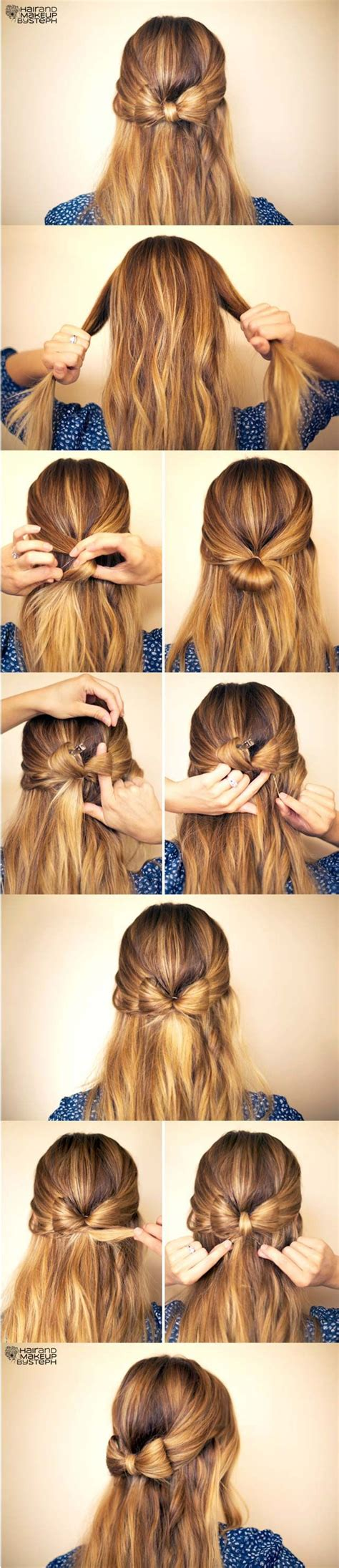 hairstyles easy tutorials 15 super easy hairstyles with tutorials pretty designs
