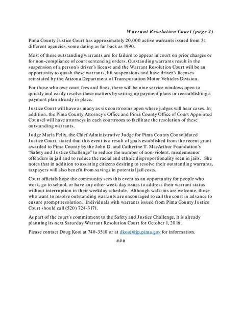 Pima County Warrant Search Search Results For Pima County Court Calendar Calendar 2015