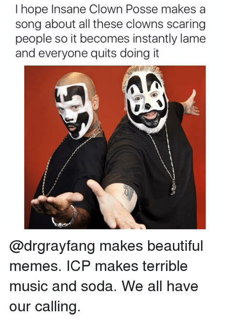 Insane Clown Posse Memes - funny clowns meme and memes memes of 2016 on sizzle
