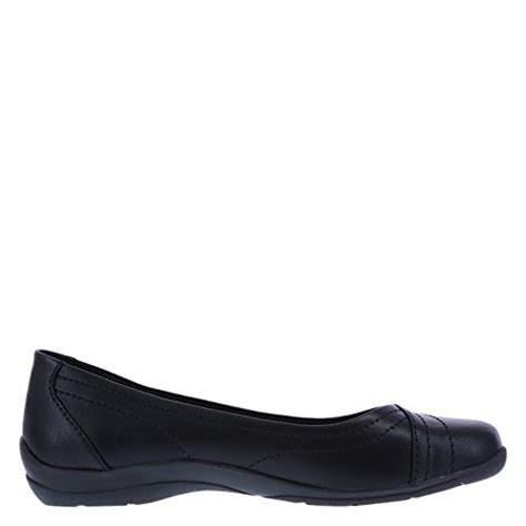 comfort plus by predictions flats comfort plus by predictions women s karmen pump 8 black