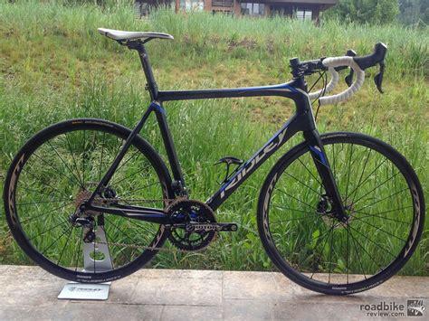 road review look ridley fenix disc endurance road bike road