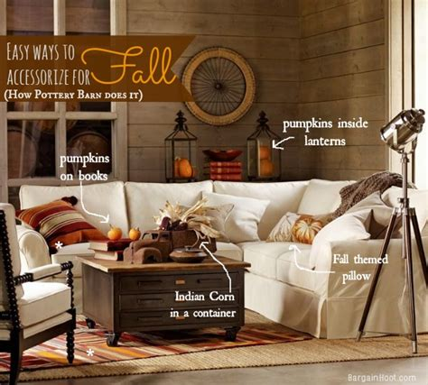 pottery barn in home design reviews easy fall decor ideas pottery barn
