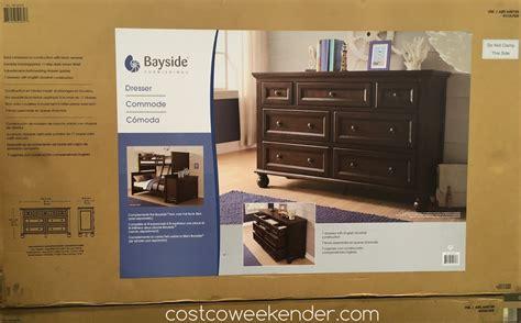 Dressers At Costco by Bayside Furnishings Dresser Costco Weekender