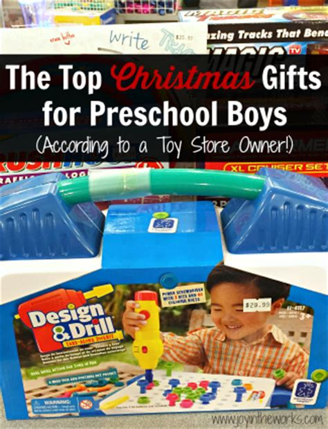 best preschool christmas gifts gift ideas archives in the works