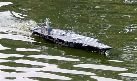rc carrier boat rc uss nimitz aircraft carrier ready to run the scale