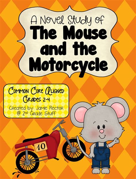 the mouse and the motorcycle book report 35 best mouse and the motorcycle images on