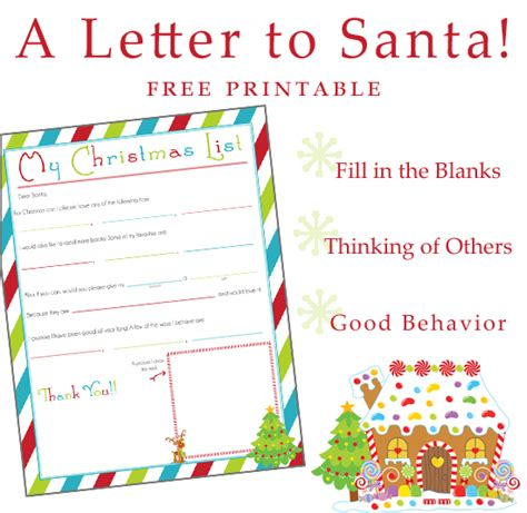 printable letter back from santa weekend wandering living well spending less 174