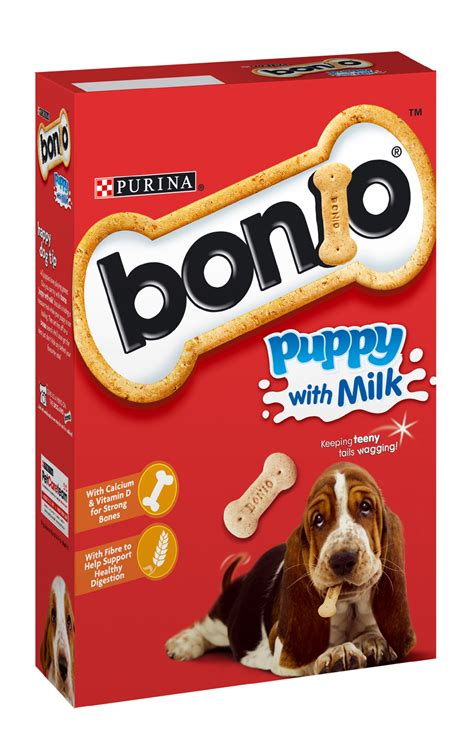 puppy milk purina bonio puppy milk biscuits chew treats