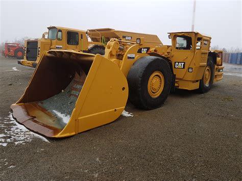 Caterpilar K1 121 21 131 tim mcdowell equipment ltd cat r1600