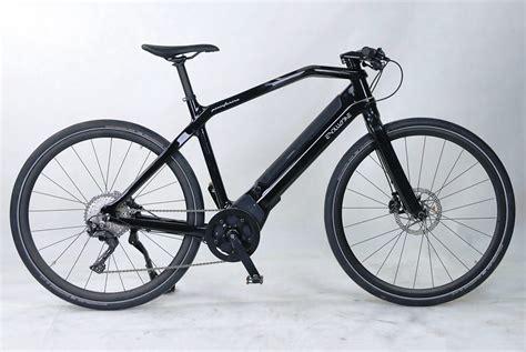 she s electric the e voluzione electric bike from