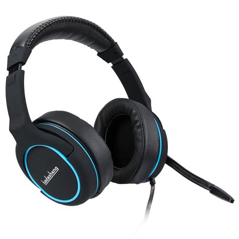Headset Komputer 7 1 gaming headset for pc ps4 smartphone tablet mac xbox one 7 1 wired