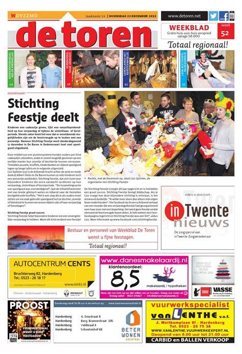De Toren Week 49 2015 By Weekblad De Toren Issuu by De Toren Week 52 2015 By Weekblad De Toren Issuu