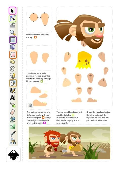inkscape tutorial animation 128 best images about miscellaneous inkscape tutorials on