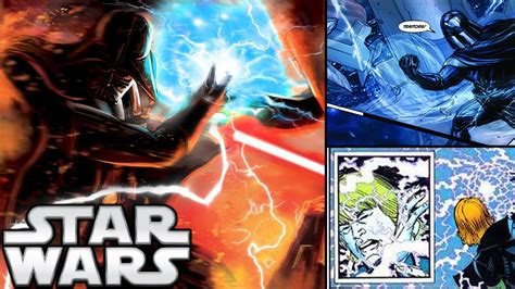 the force explained star wars 101 youtube how darth vader used force lightning star wars explained youtube