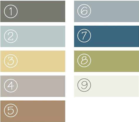 1000 images about color inspiration on paint colors revere pewter and fixer