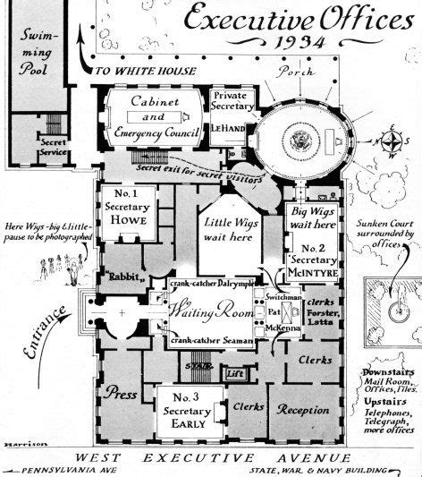 west wing white house floor plan 486 best plans ii images on pinterest floor plans house