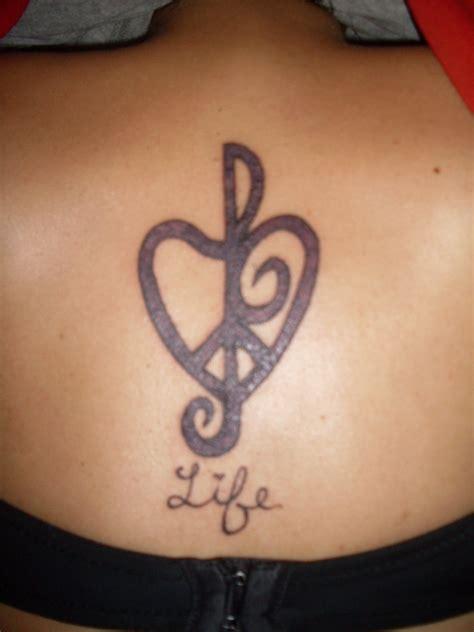 tattoo love peace music peace love music life tattoo by reesielove on deviantart