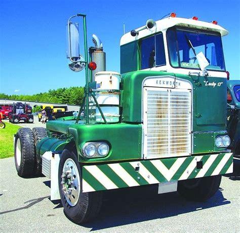 antique kenworth trucks trucking in owls hemmings motor