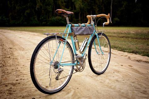 touring bike vintage touring bike restoration bikepacking