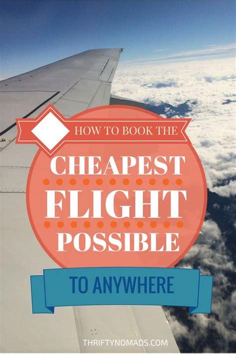 cheapest flights  hack  tips  tricks  pinterest