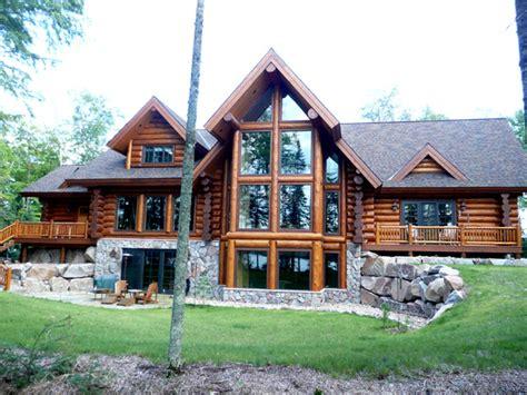 minnesota log home designs home design