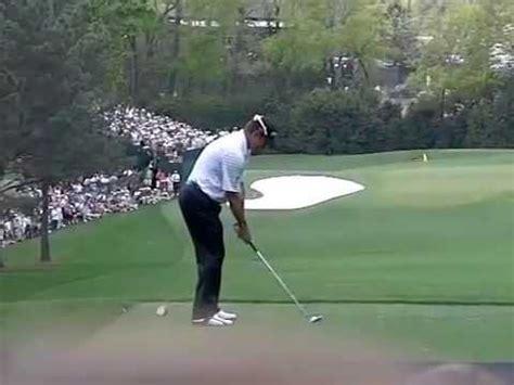 lee westwood golf swing lee westwood slow motion golf swing down line angle youtube