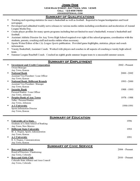 Examples Of Free Resumes by Sample Resumes A 1 Admin Services