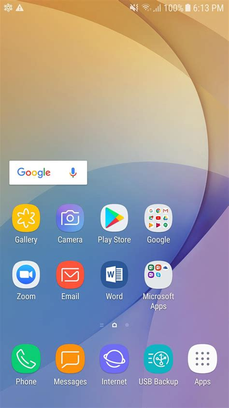 eventtype layout material design notification icon not displayed in