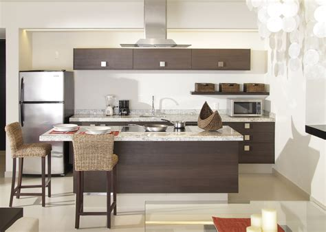 Kitchen Television Ideas by Cocinas Con Desayunador