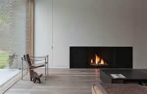 gas vs wood burning fireplace remodeling 101 wood burning vs gas fireplaces remodelista