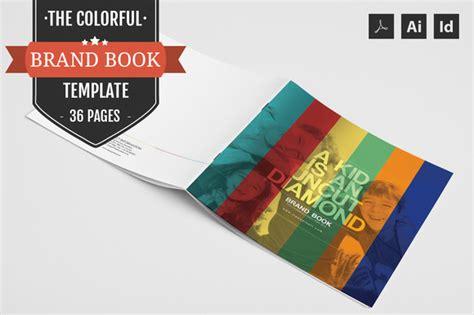 Free Indesign Brand Book Template 187 Designtube Creative Design Content Brand Book Template Free