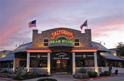 Saltgrass Steak House Rock Tx Saltgrass Steak House