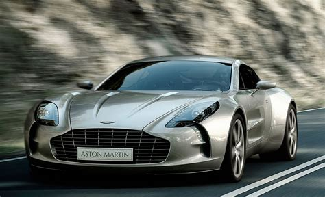Aston Martin Sports Car 2011 The Car