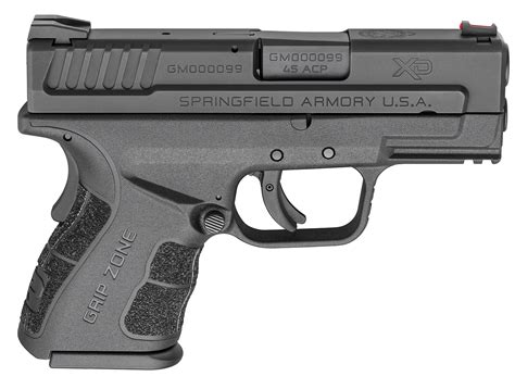 best handgun 45acp concealed carry xd mod 2 3 3 quot sub compact 45acp concealed carry pistol
