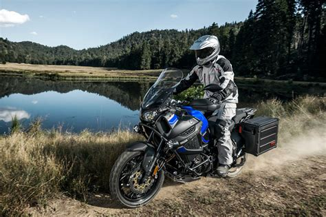 Aufkleber Yamaha Super Tenere by 2018 Yamaha Super Tenere Review Totalmotorcycle