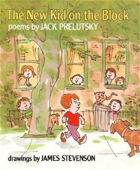 the new kid books the new kid on the block by prelutsky reviews