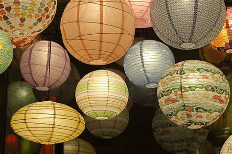 Japanese Paper Lanterns How To Make - flickr photo