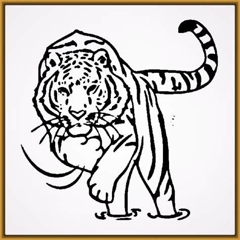 descargar imagenes lindas para dibujar a color imagenes de tigres para dibujar a lapiz faciles archivos