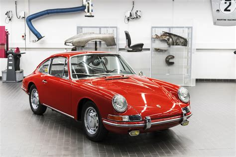 porsche museum porsche museum reveals the oldest 911 in its collection