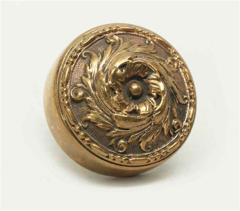 Gilded Door Knob by Gilded Collector S Quality Barrows Knob Olde Things