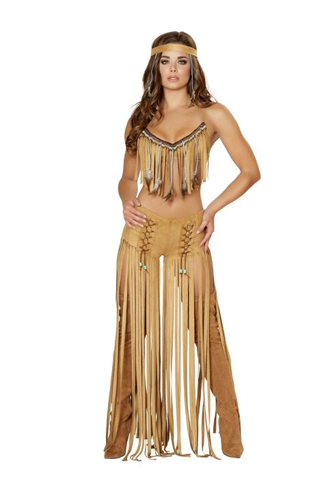 american indian american indian hottie costume 95 99 the costume land