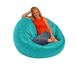 cute bean bag chairs image of cute amazon bean bag chairs cutest amazon com comfy bean beanbag large vinyl aqua bean