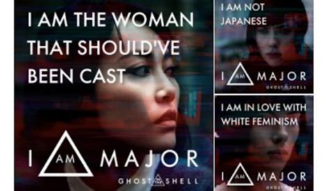 Ghost In The Shell Meme - trolls mock ghost in the shell for whitewashing with