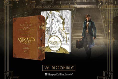 libro cuc tras de animales del animales fant 225 sticos pottermore presenta las cubiertas de los libros tras la pel 237 cula