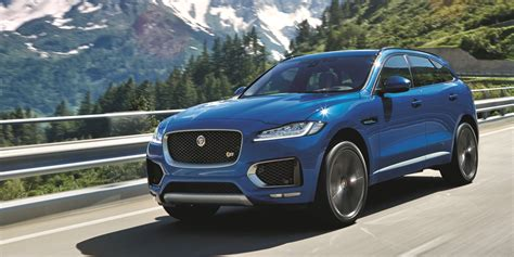 2017 jaguar f pace vehicles on display chicago auto show 2016 2017 2018 best cars reviews