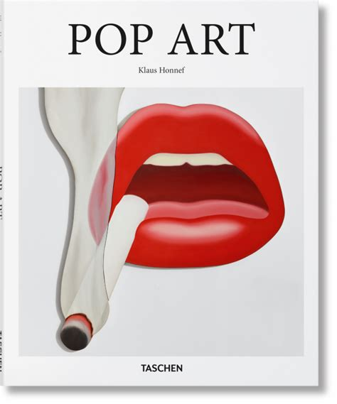 libro pop art basic art pop art basic art series taschen books