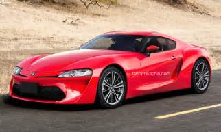 Toyota Bmw Supra New Toyota Supra Spotted At Bmw M Test Center In Nurburgring