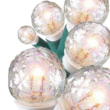 Philips 70 Count Faceted Pearl Iridescent String Lights Pearl String Lights