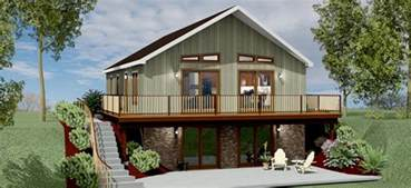 chalet modular home